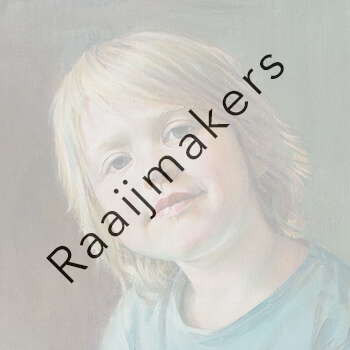 Mike Raaijmakers - artist of AquArtisGallery Amsterdam