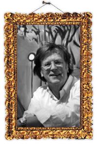 Fons Bruijs, artist at AquArtisGallery Amsterdam