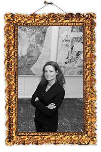 Karin Vermeer, artist at AquArtisGallery Amsterdam
