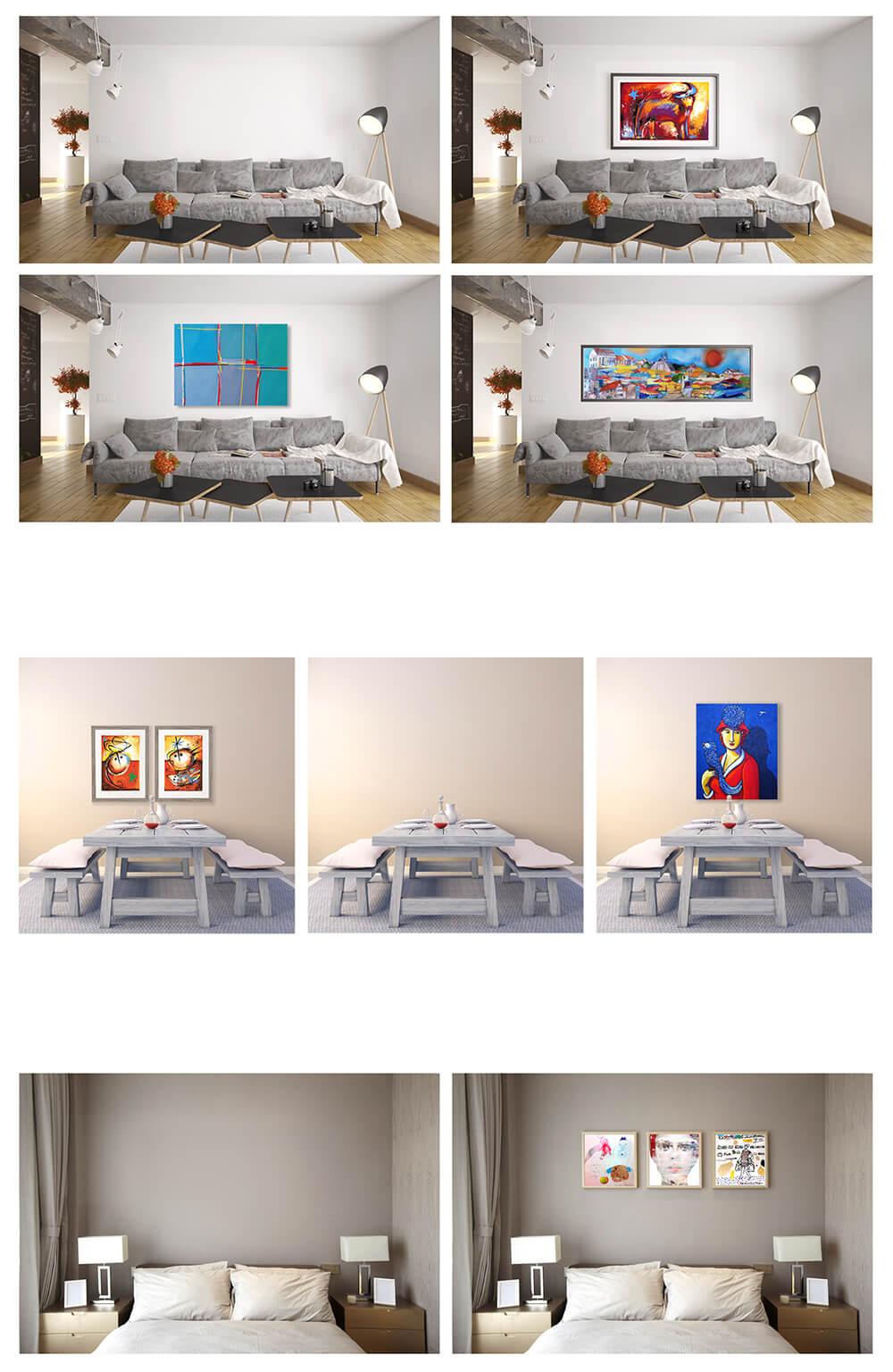 kunst advies van AquArtisGallery Amsterdam