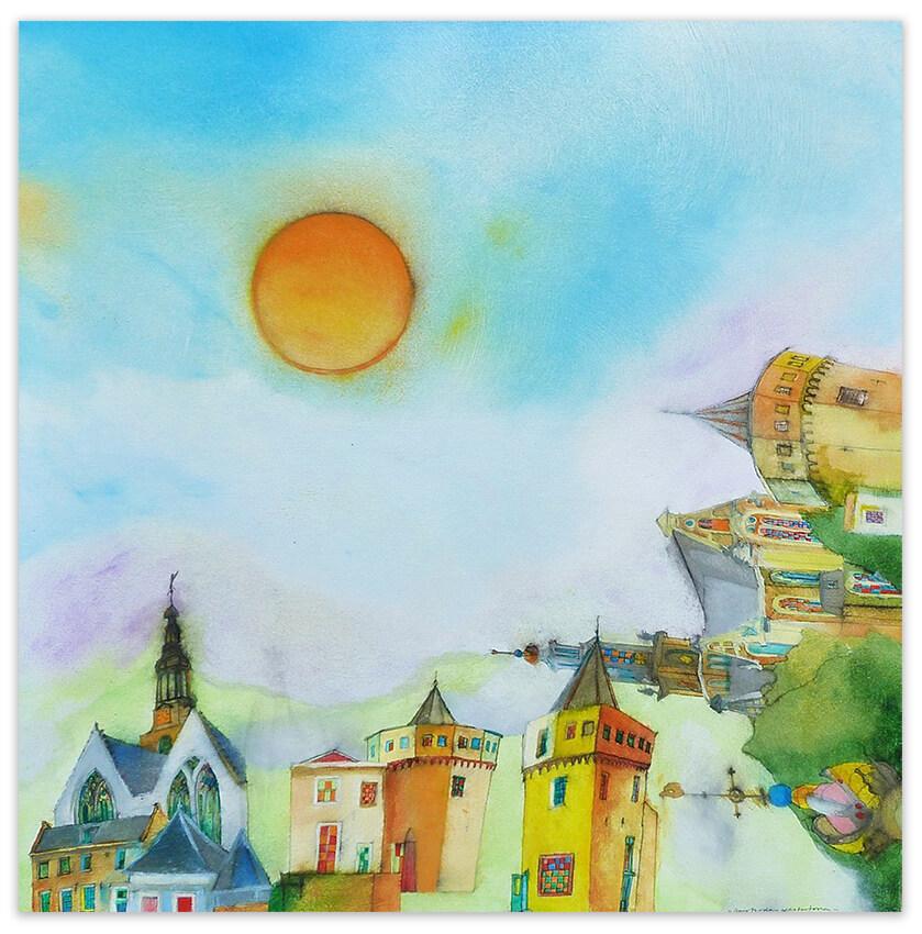 art by Susan Schildkamp