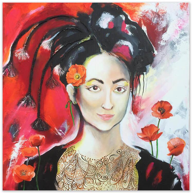 tu-mi-amapola-original-painting-by-angeles-nieto